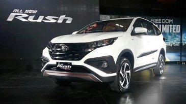 Prediksi Tepat Toyota, Penjualan All New Rush Maret 2018 Tembus 5.000 Unit