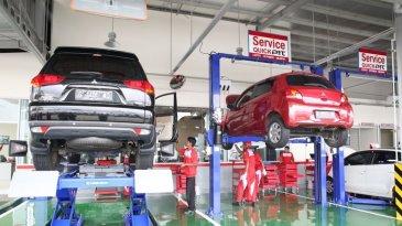 Borobudur Oto Mobil Kota Tegal Resmi Jadi Dealer Mitsubishi Ke 110