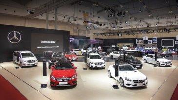 Bukan Lagi Anggota Gaikindo, Mercedes-Benz Indonesia Tak Ikut GIIAS?