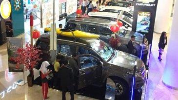 Sambut Imlek, Chevrolet Indonesia Tawarkan Promo Menarik Di Mall Exhibition
