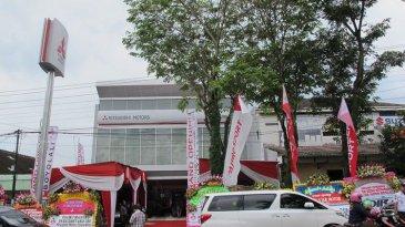 Resmikan Dealer Ke 111 Di Boyolali, Mitsubishi Bawa Dua Pajero Sport Varian Lokal