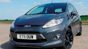 Review Mobil Ford Fiesta 2011, City Car Terbaik Ala Paman Sam