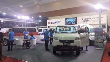 4 Model Modifikasi Suzuki Meriahkan GIICOMVEC 2018