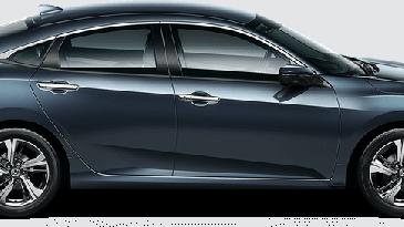Penjualan Sedan Honda Februari 2018 Naik, Civic Turbo Paling Kuat