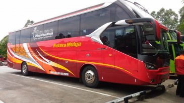 Diam-diam Bus Rakitan Lokal Sudah Lama Merambah Pasar Dunia