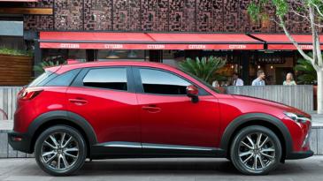 Meski Belum Bisa Penuhi Target, Penjualan Mazda CX-3 Cukup Bikin Bahagia
