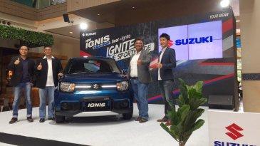 Buka Lembaran Baru 2018, Suzuki Luncurkan Ignis Sport Edition