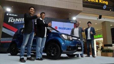 Produsen Lain Banyak Ke MPV, Suzuki Happy Dengan Ignis