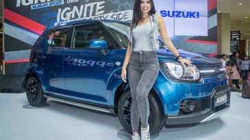 Tidak Goyah Pendirian, Ignis Terbaru Tetap AGS Meski Datsun Cross Sudah CVT