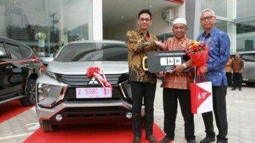 Mitsubishi Resmikan Dealer Baru Di Rancaekek Untuk Kendaraan Penumpang Dan Niaga