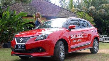Baleno Facelift Bermesin 1.5 L Siap Diluncurkan Awal Tahun 2019