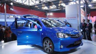 Tak Mampu Bertahan, Toyota Etios Akhirnya Tutup Usia
