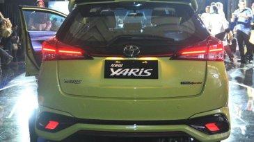 Toyota Klaim Yaris Facelift Lebih Baik Dari Heykers, Benarkah?