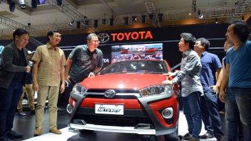 Toyota Berharap Pameran IIMS 2018 Bisa Mendorong Orang Untuk Beli Mobil