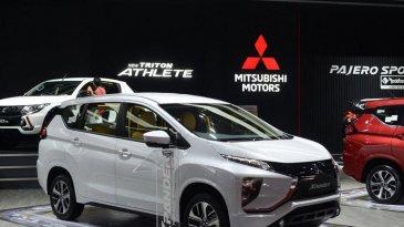Mitsubishi Bakal Mulai Ekspor Xpander Rabu, 25 April 2018