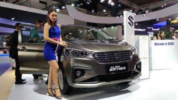 Mendominasi Penjualan Suzuki, All New Ertiga Laku 482 Unit Selama Tujuh Hari