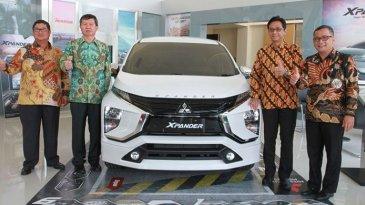 Xpander Kokoh di Kuartal I 2018, Avanza Turun Drastis