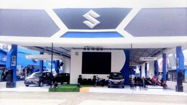 Bawa 3 Model Mobil Andalan, Suzuki Tebar Promo di Jakarta Fair Kemayoran 2018