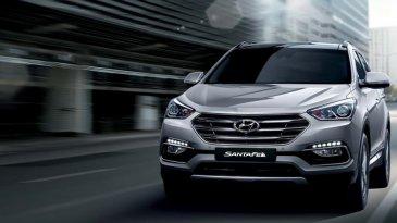 Harga Hyundai Santa Fe Tampang Menawan Tidak Murahan