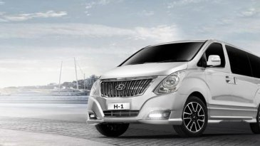 Harga Hyundai H-1 2018: Ada 7 Varian Menggoda Hingga Posko Siaga Hyundai Mudik