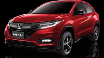 Menilik Honda HR-V Facelift 2018: Beda Wajah, Sama Rasa!