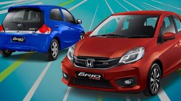 Review Honda Brio 2017, Edisi Facelift Mobil Kompak Honda