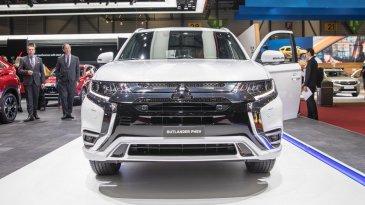 Bersaing Dengan Merek Top di Eropa, Penjualan Mitsubishi Outlander PHEV Paling Tinggi
