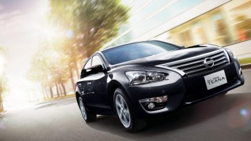 Harga Nissan Teana: Siap Hadapi Pesaing Terberat Kelas Sedan