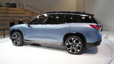 Gandeng Banyak Ahli, Tata Motors Kembangkan Mobil Listrik Canggih Untuk Pasar China
