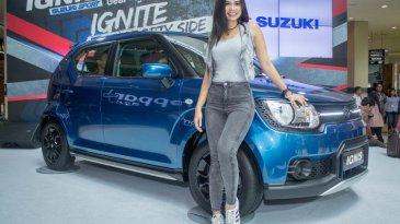 Penjualan Ignis Meningkat Suzuki Beri Status Baru, Raja City Car