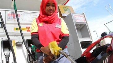 Harga Pertamax Naik, Harga BBM Shell Juga Naik