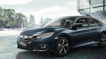 Review Honda Civic 2016, Sedan Turbo Kebanggaan Honda