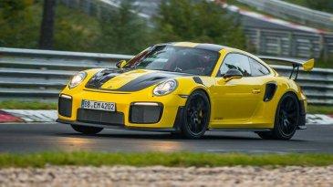 10 Keluarga Ekstrem Porsche 911 dari Masa ke Masa