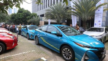 Kemenperin Gandeng Toyota dan Perguruan Tinggi Riset Kendaraan Listrik