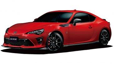 Tampil Lebih Sangar, Toyota 86 GR Sport Dirilis untuk Pasar Jepang