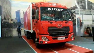 Dipamerkan di GIIAS 2017, UD Trucks Kuzer Baru Siap Dijual Bulan Juli 2018 Ini