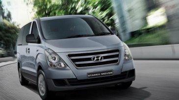 Harga Hyundai Starex Oktober 2020