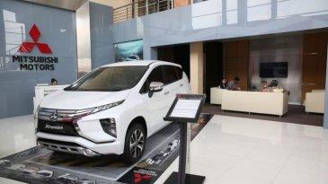 Dealer Baru Lautan Berlian Utama Motor Lampung Ditarget Jual 13 Unit Mobil Mitsubishi