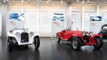 Mengulik Sejarah di Alfa Romeo Museum di Italia