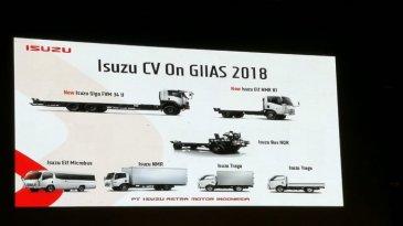 Isuzu Kebagian Dua Booth Buat Pajang Banyak Model di GIIAS 2018