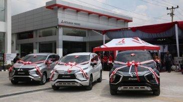 Dealer Mitsubishi ke 119 Kota Duri, Sumatera Utara Hadirkan Berbagai Keunggulan