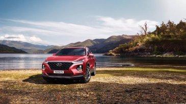 Review Hyundai New Santa Fe 2018: Semakin Tampan Dari Luar dan Nyaman Di Dalam