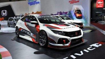 Debut Di 24 Hours of Dubai, Mobil Balap Honda Civic TCR Kini Hadir Di Indonesia