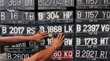 Penjelasan Polisi Mengenai Pajak Nomor Kendaraan untuk Pelat Nomor Cantik