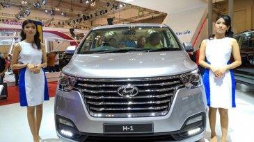 Ratusan SPK Didapat, Penjualan Hyundai di GIIAS 2018 Melebihi Target