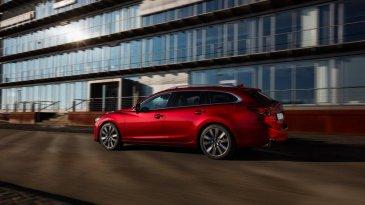 Review All New Mazda6 Estate 2018