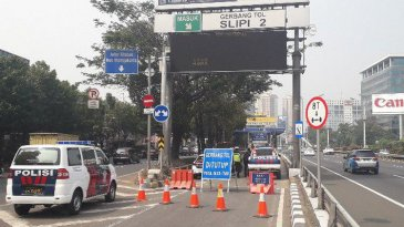 Buka Tutup Pintu Tol Batal, Ada Penutupan Jalan Saat Pembukaan Asian Games 2018