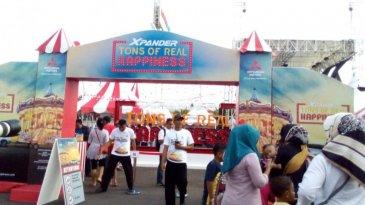 Seri Kedua Xpander Tons of Real Happiness Hadirkan Hiburan Keluarga Di Kota Semarang