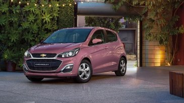 Review Chevrolet Spark 2018