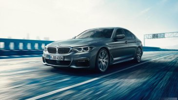 Review BMW 530i 2017